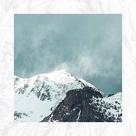 snow-capped-mountains-instagram-post-template