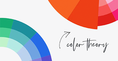 Use color theory to choose the best colors for your designs