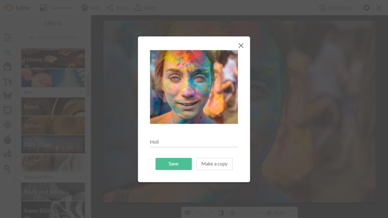 How to save an image to Hub