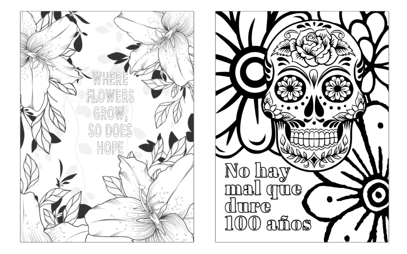 File:Printable Coloring Pages for Adults - Free Adult Coloring ... | 500x800