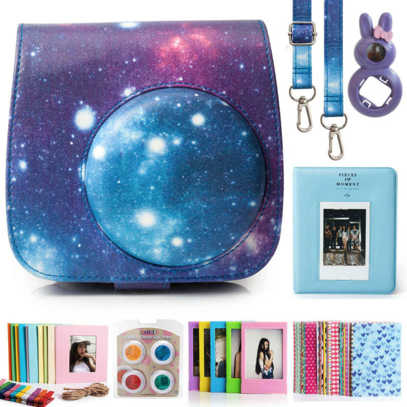 2016 photography gift guide: Instax Mini 8 accessories kit