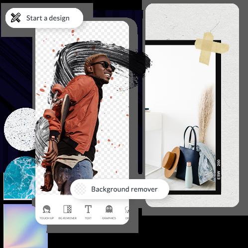 picmonkey mobile app graphic design app