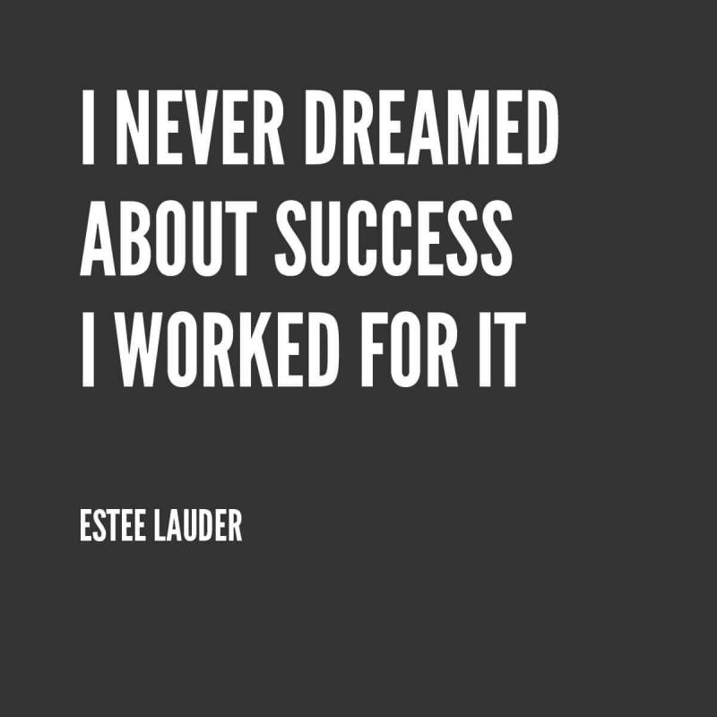 Love Estee Lauder quotes? Turn your faves into motivational quote images with PicMonkey's tools.