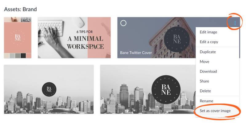 set cover image for folder