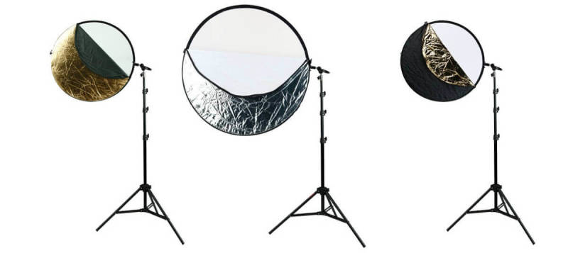 Treat your favorite shutterbug to a 5-in-1 reflector from our holiday gift guide.