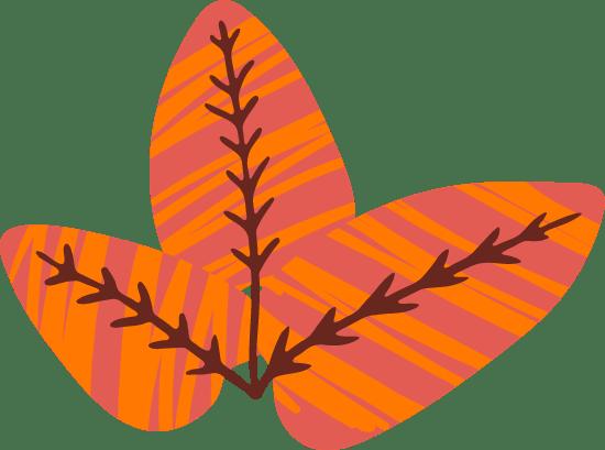 Abstract Magnolia
