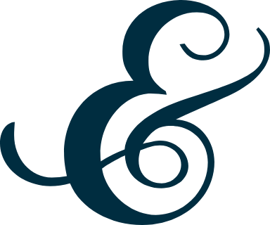Scrolled Ampersand