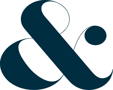 Thick Ampersand