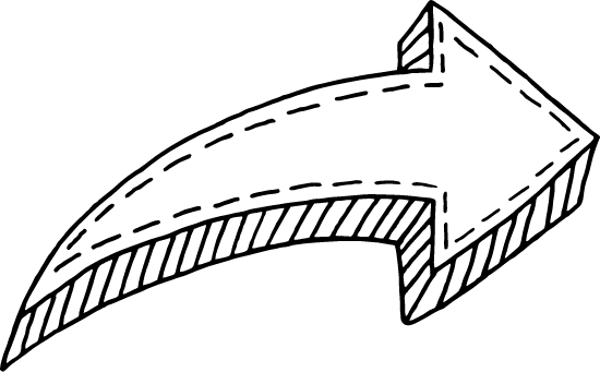 Arched Arrow