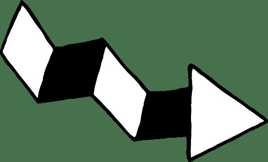 Accordion Arrow