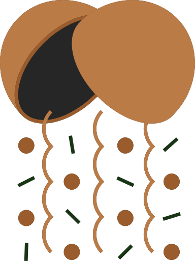 Confetti & Balloon