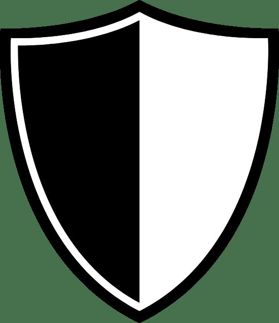 Two-Tone Badge