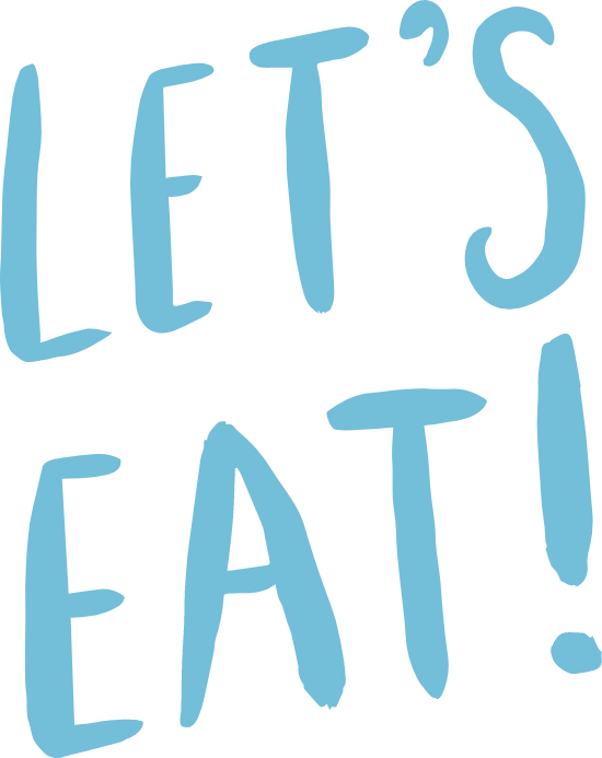 Let's Eat! Text