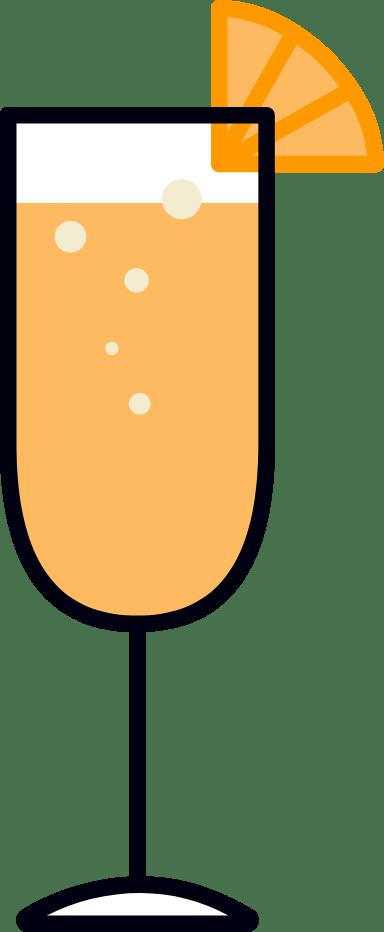 Mimosa & Orange