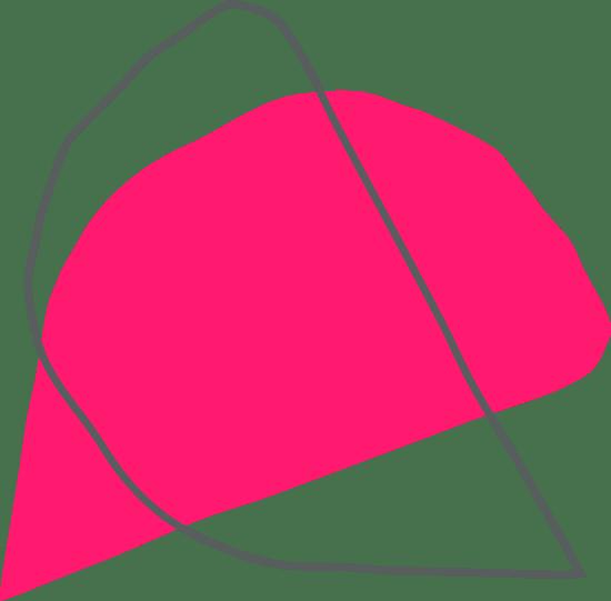 Red Blocky Shape