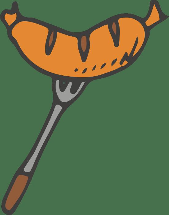 Sausage on a Stick