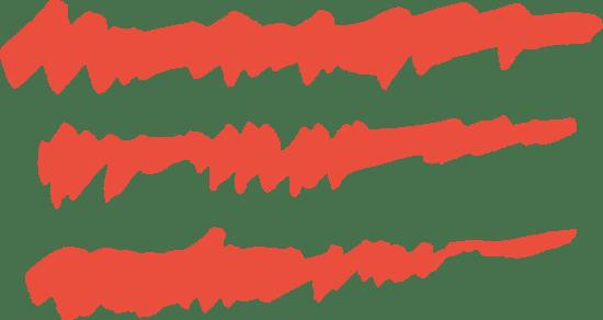 Scribbled Brushstrokes