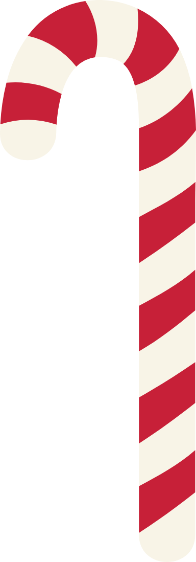 Thick Candy Cane