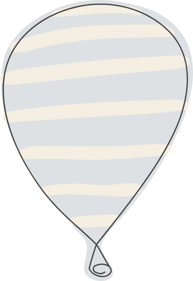 Banded Balloon