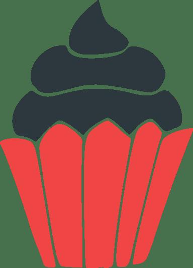 Gooey Cupcake