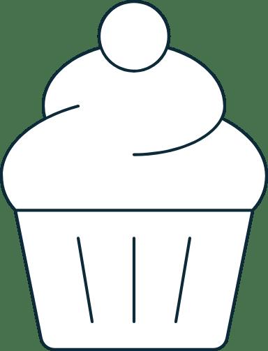 Sparse Cupcake