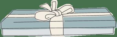 Flat Gift Box