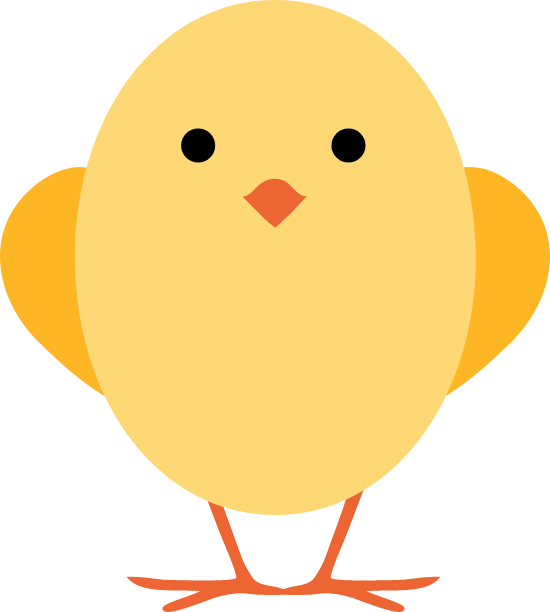 Standing Chick