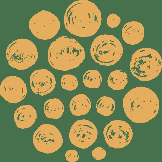 Balled Circle Texture