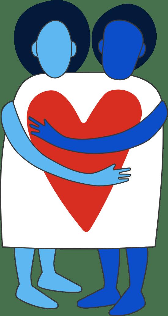 Friendship Hug