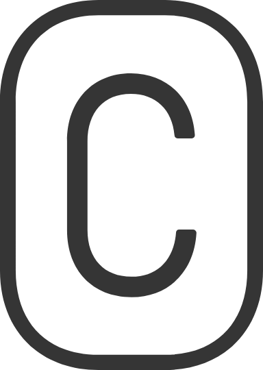Rounded Copyright