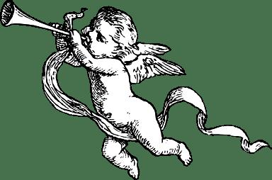 Cupid & Trumpet