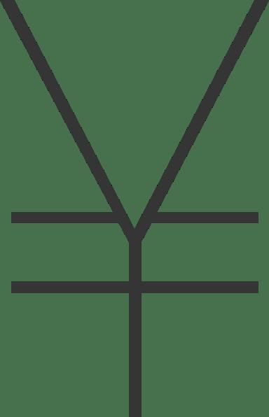 Minimalist Yen