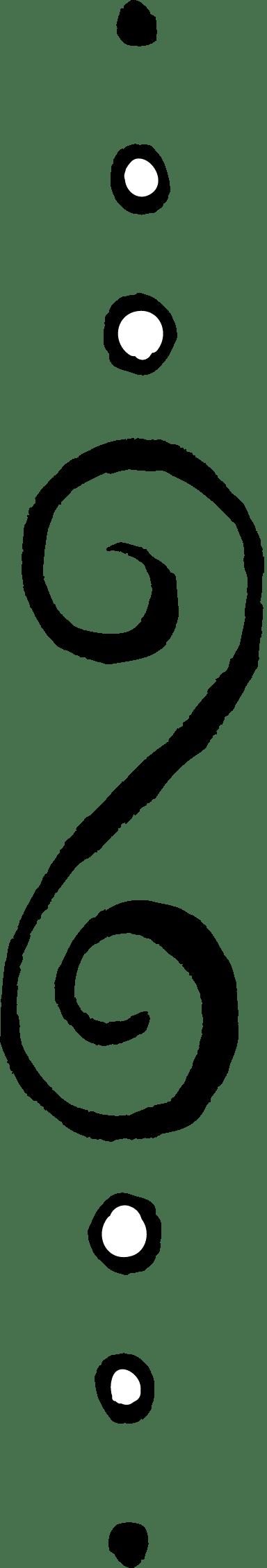 Curvilinear Flourish