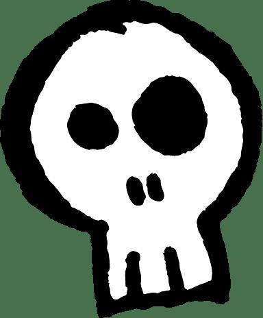 Thick Plain Skull
