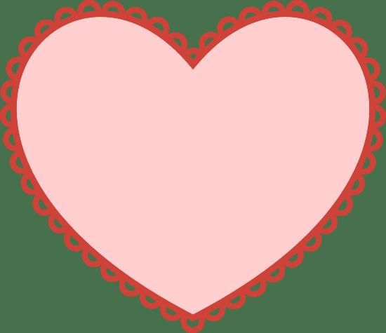 Fringed Heart