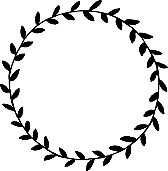 Stalky Wreath