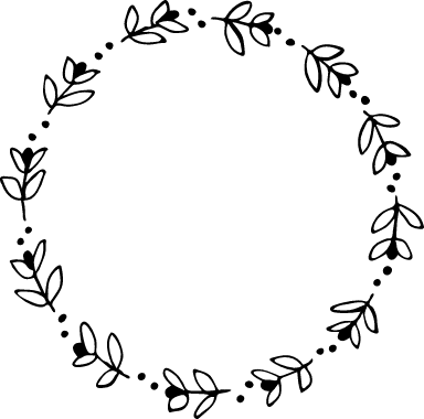 Patchy Wreath