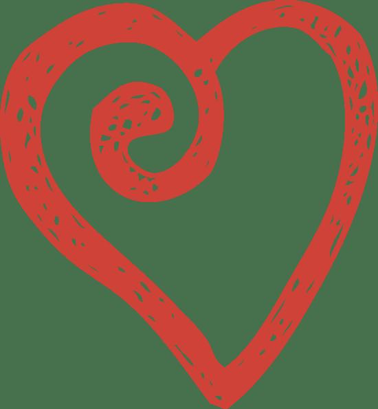 Curling Heart