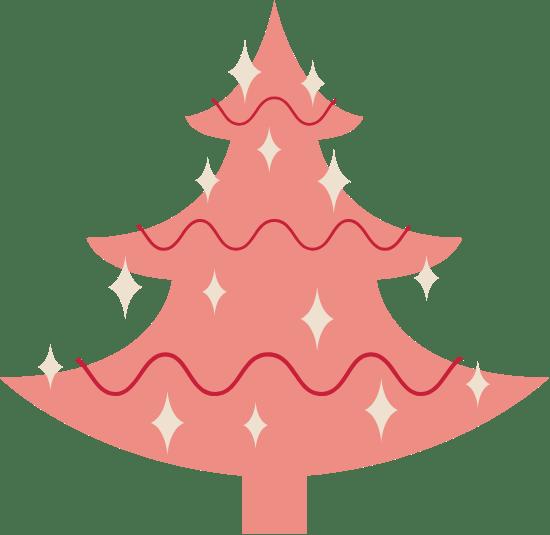 Twinkling X-Mas Tree