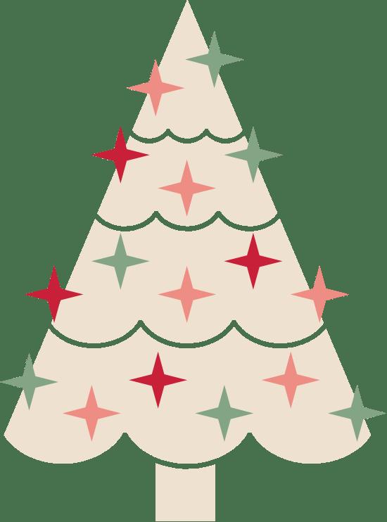 Vintage X-Mas Tree