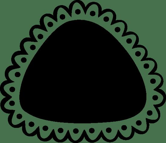 Triangular Doily