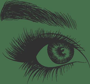 Eye & Thick Brow