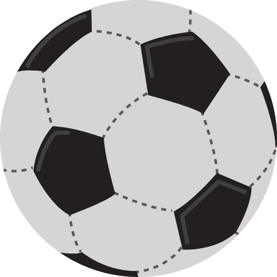 Stitched Soccer Ball