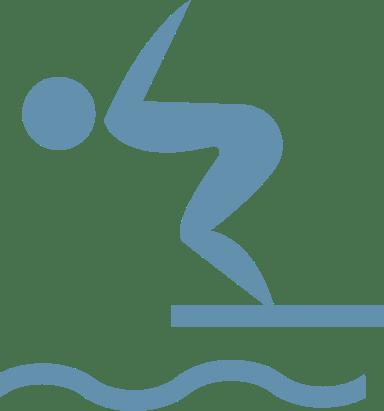 Simple Platform Diver