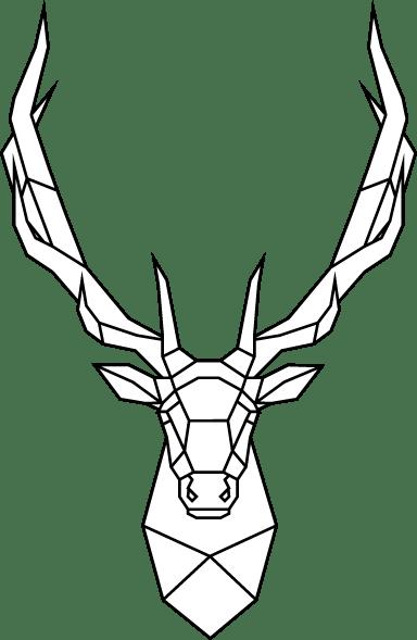 Geometric Elk