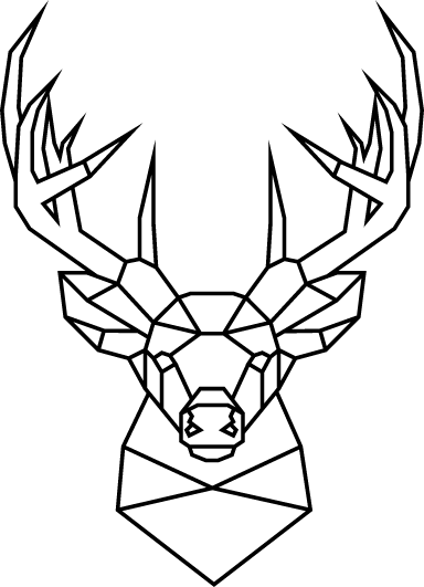 Geometric Whitetail