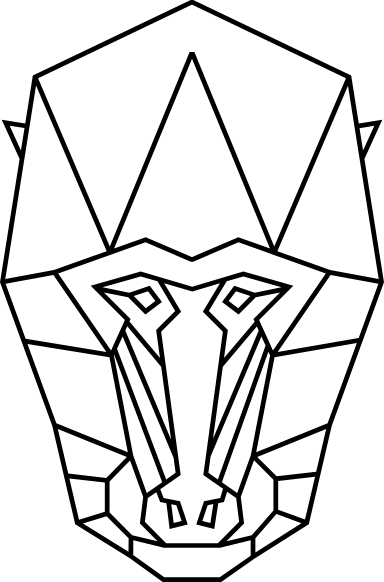 Geometric Baboon