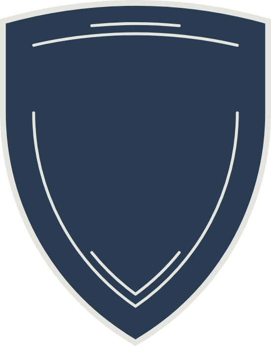Shield Decal