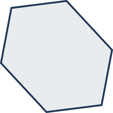Leaning Hexagon
