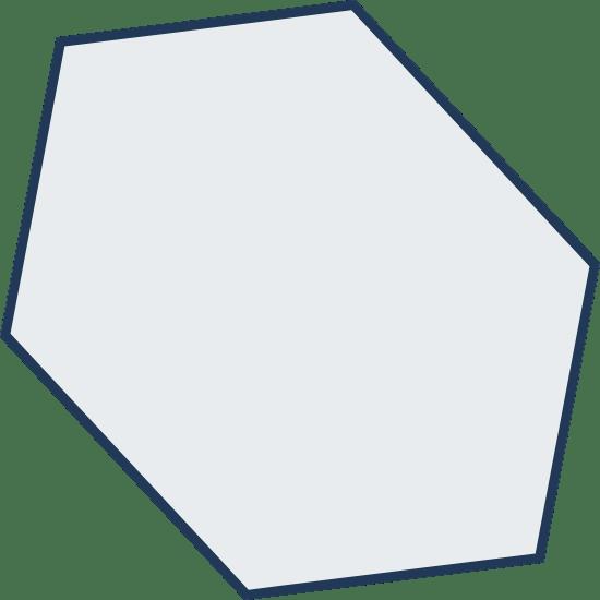 Leaning Hexagon